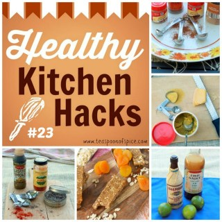 Healthy Kitchen Hacks #23 – Surprising Substitutions Edition
