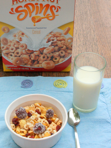 Which cereals are healthy for kids - Comfort Food Breakfasts - sugar cereals @tspcurry