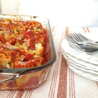 Kale Stuffed Cheesy Lasagna Rolls   Teaspoonofspice.com