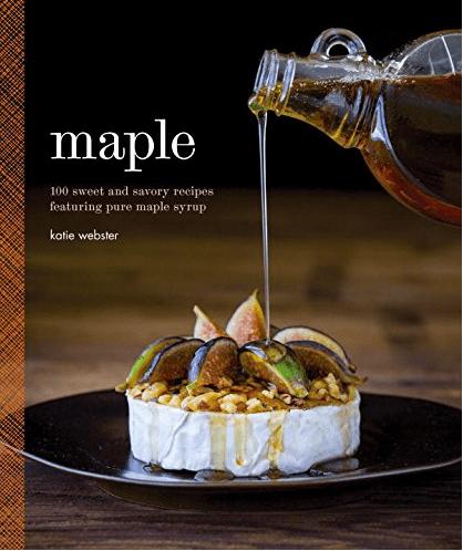 Maple cookbook by @healthyseasonal