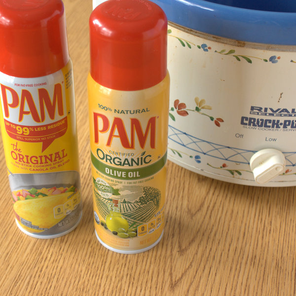 #HealthyKitchenHacks - Brands We Swear By: Pam cooking spray | @tspcurry