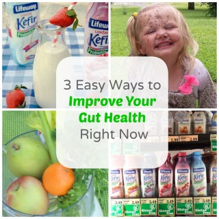 to Improve Your Gut Health Right Now | @tspcurry