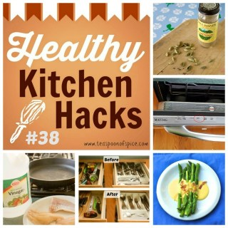 Healthy Kitchen Hacks #38
