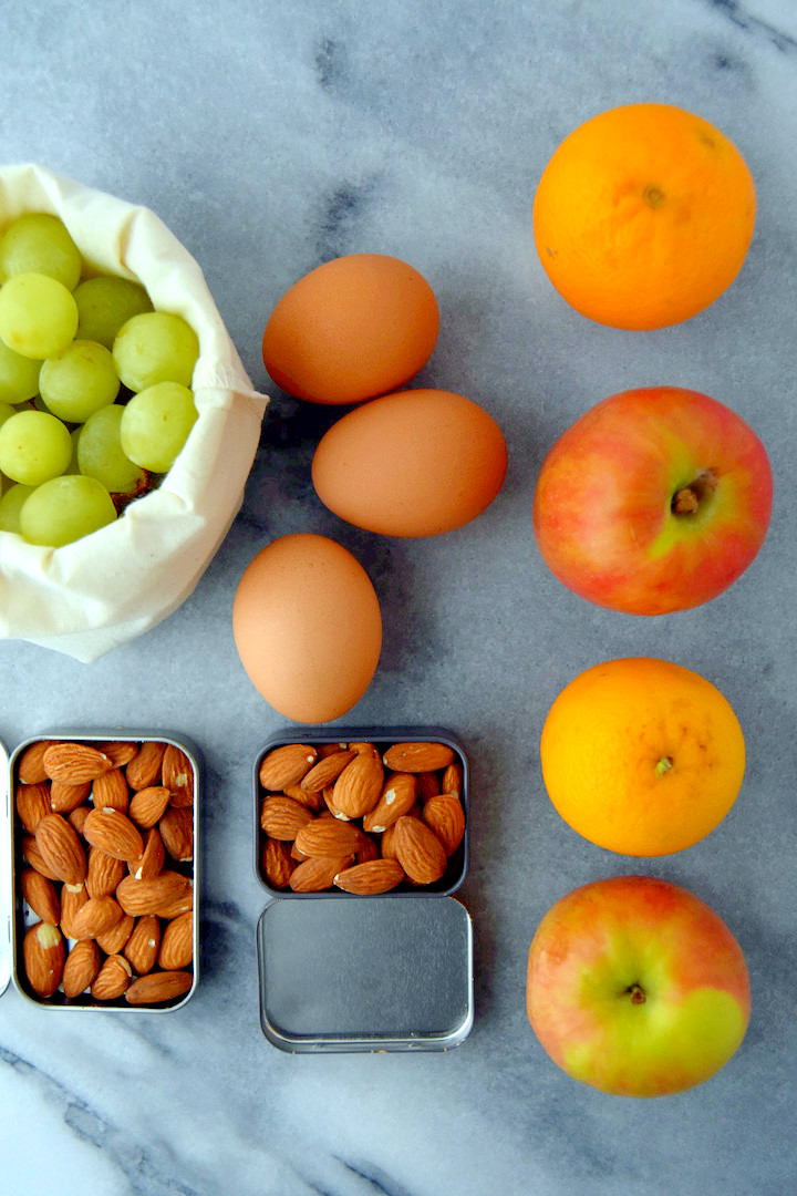 Simple Meal Prep Tricks for Healthy Snacks and Meals | @TspCurry