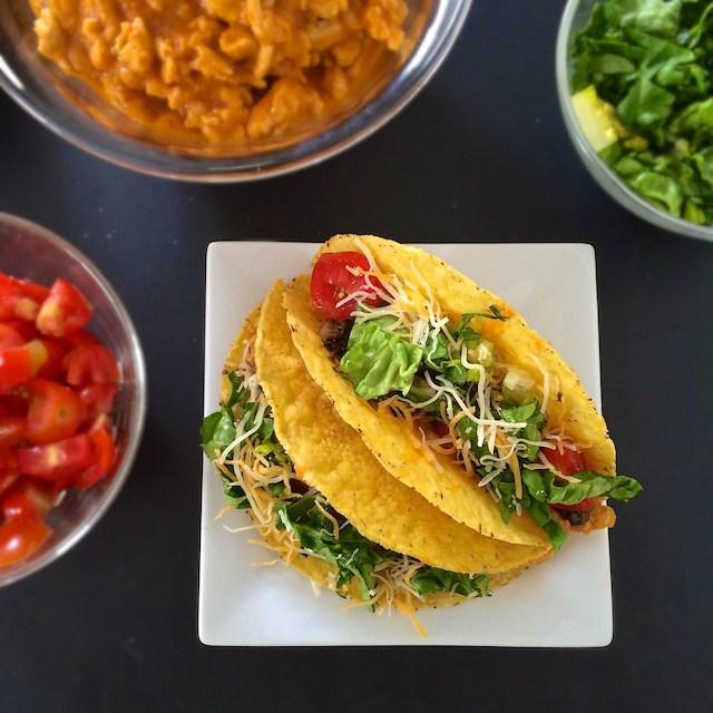 15 Blogger Recipes I Make All The Time - Sloppy Joe Tacos