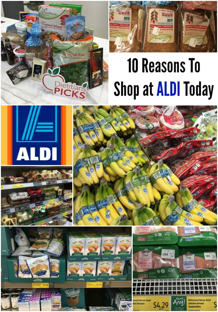 10 Reasons To Shop At ALDI