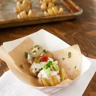 ad. How to Make Mini Potato Fans packed with protein   @TspCurry For more healthy recipes: TeaspoonOfSpice.com