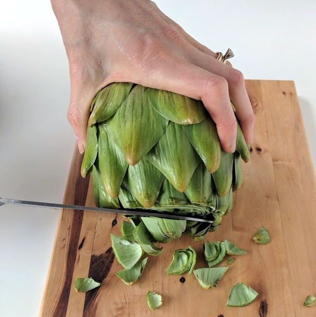 HOW TO BAKE ARTICHOKES | @TspCurry