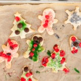 Homemade Pie Crust Cookies | @TspCurry