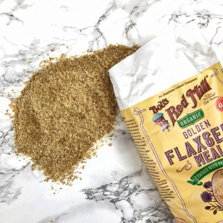 Here are 5 ways to add a boost of fiber and omega-3s with ground flaxseed - beyond simply mixing into your muffin or pancake batters. Recipes at Teaspoonfspice.com