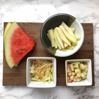 Did you know that watermelon rind is edible? Check out the many delicious ways to try it at Teaspoonofspice.com.