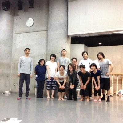 神楽坂ダンス学校2・てあて整体スクール