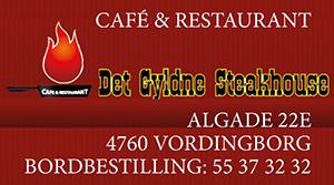 Det Gyldne SteakhouseAnnonce300