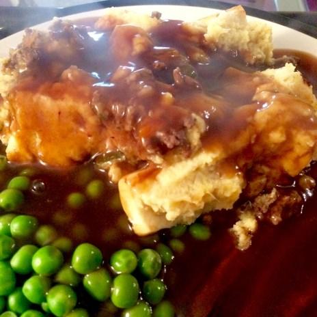 Shepherd's Pie with Cauliflower Mash