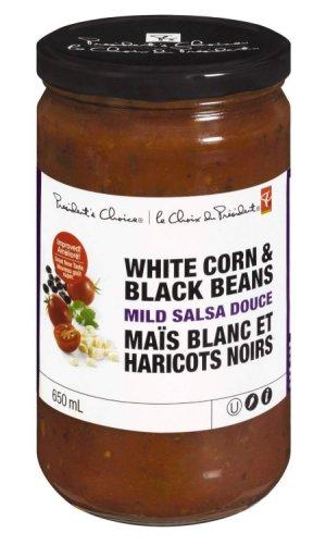 PC - Black Bean Corn Salsa