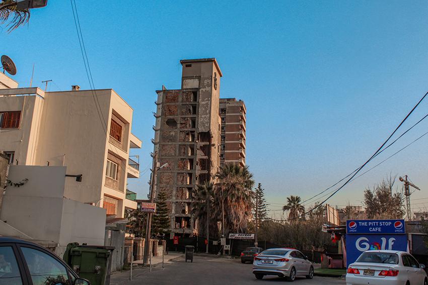 Spøgselsby Nordcypern, Famagusta Nordcypern, Varosha Nordcypern, Spørgselsbyen Varosha, Spørgelsesbyer, Seværdigheder på Cypern, Seværdigheder på Nordcypern, Rejser til Cypern, Oplevelser på Cypern, Oplevelser på Nordcypern