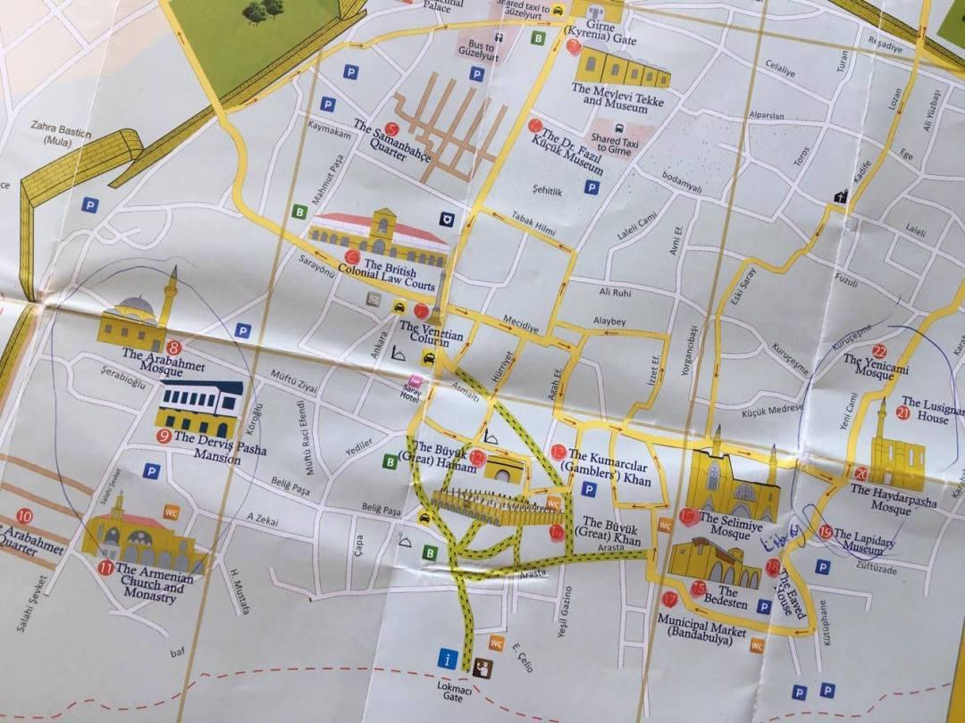 nicosia, Nicosia attraktioner, hvad skal man se i Nicosia, oplevelser i nicosia