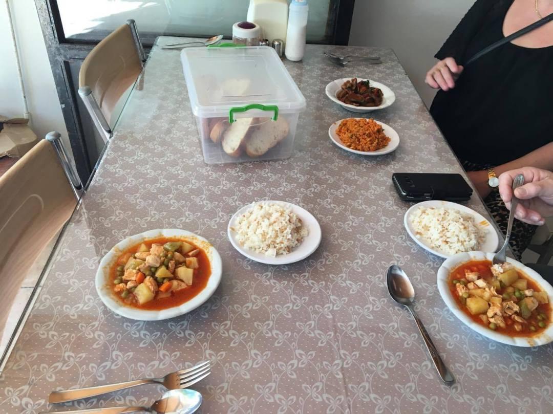 mad i Side, Restauranter i Side, Mad i Tyrkiet