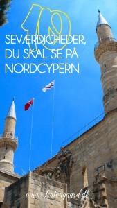 Seværdigheder på Nordcypern, Seværdigheder på Cypern, Oplevelser på Cypern, Oplevelser på Nordcypern