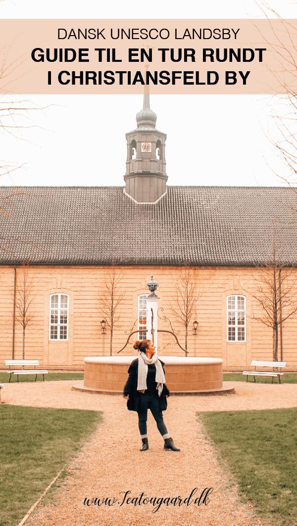 Christiansfeld, Unesco landsby Christiansfeld, Unesco Danmark