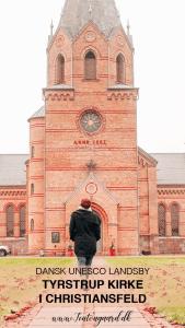 Tyrstrup kirke, kirke i christiansfeld, Christiansfeld, Seværdigheder i Sønderjylland