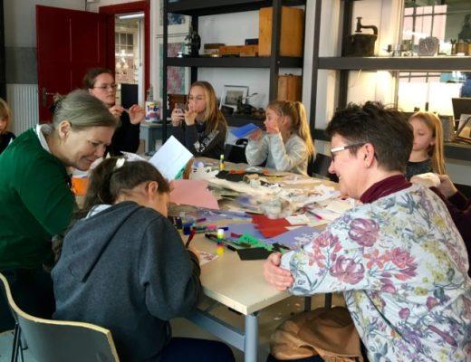 papirmuseet, oplevelser i silkeborg, seværdigheder i silkeborg, seværdigheder for børn i silkeborg