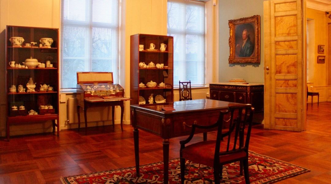 Nyere dansk Samling, Ældre Europæisk Samling, davids samling, museum davids samling, davids samling museum