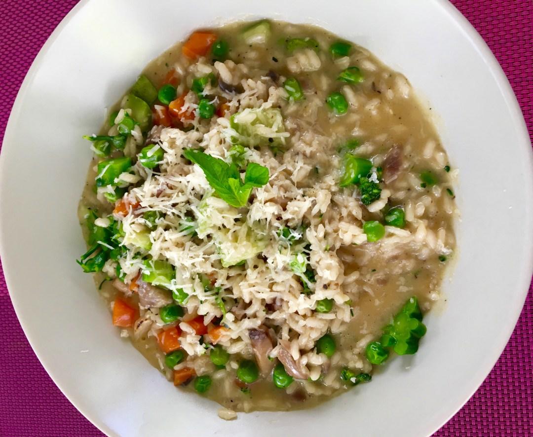 vegetar risotti, vanilla antalya, restaurant vanilla antalya, tripadvisor antalya,