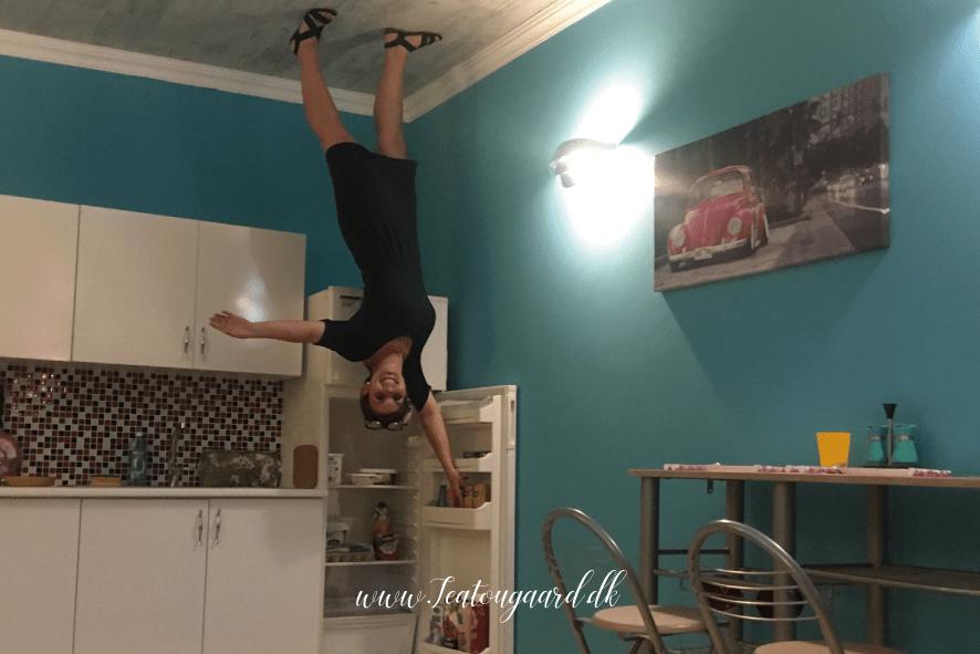 Alanyas nye Upside down Villa: Endnu en tur på hovedet!