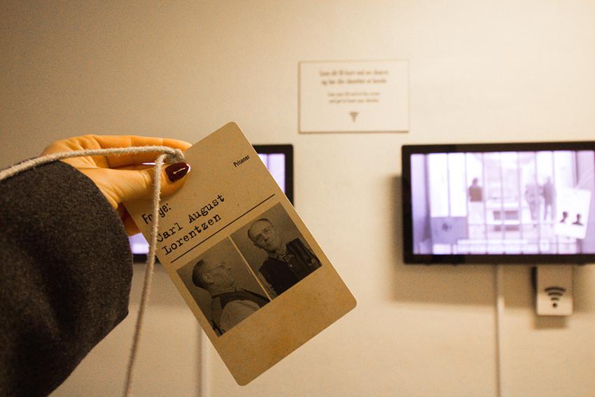 fængslet, fængselsmuseet, seværdigheder i Horsens, fængselsmuseet i horsens, unikke museer i Danmark, seværdigheder i Jylland, Seværdigheder i midtjylland, rejseblog, Lorentzen, carl august lorentzen