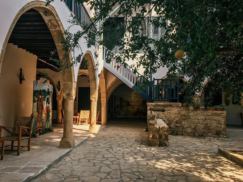 Dervish Pasha Mansion, Dervish Pasha Mansion Nordcypern, Dervish Pasha Mansion Nicosia, Museer i Nicosia, Seværdigheder i Nicosia, Oplevelser i Nicosia