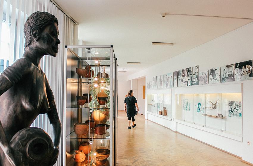 arkælogisk museum i Gdansk, museer i Gdansk, Gdansk museer, udsigttårne i Gdansk