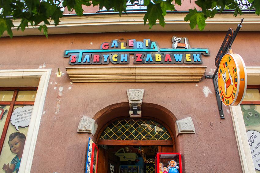 Gdansk legetøjsmuseum, legetøjsmuseum i Polen, oplevelser i Gdansk, museer i Polen