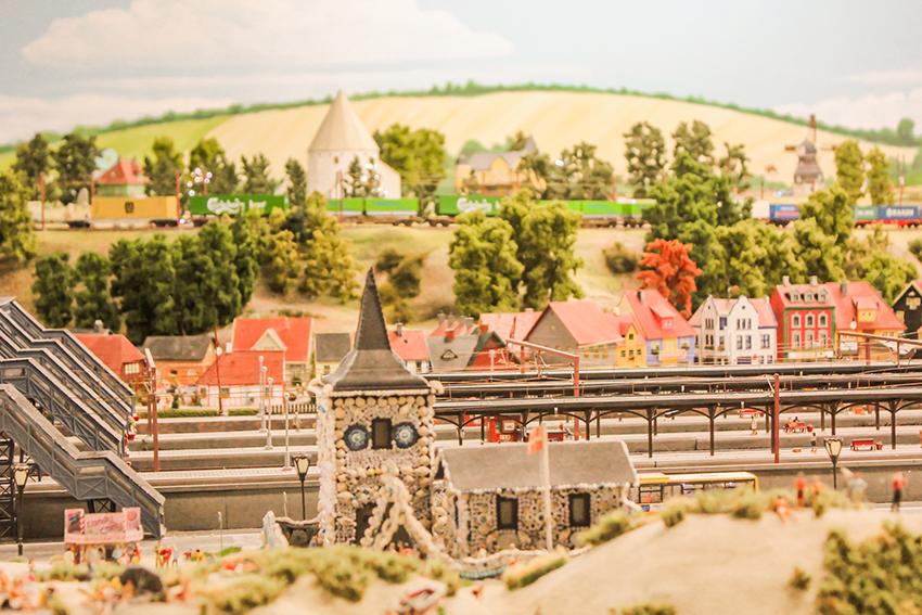 Miniature Danmark, Danmark miniature, sneglehuset, danmark i miniature udgave,