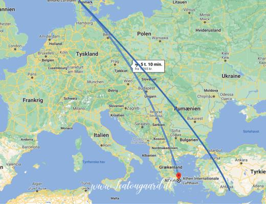 omvej til grækenland, Tyrkiet grækenland, kan man bflyve fra Tyrkiet til Grækenland
