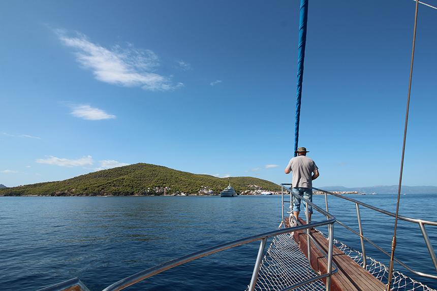 græske øer, små græske øer, beboede græske øer, den Saroniske golf, agistri, agistri øen, bådtur til agistri, bådtur grækenland
