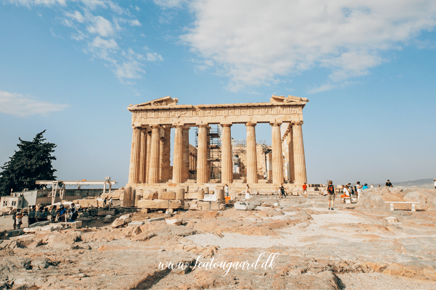 Akropolis Athen, Akropolis Grækenland, historiske steder i Athen, Athena templet, Athen rejseguide, Grækenland, Parthenon, Parthenon tempel, hvad er Parthenon,