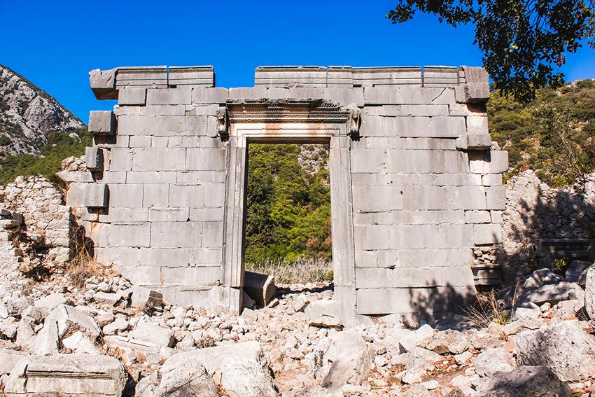 Olympos ruiner, ruiner i Tyrkiet, hippie by tyrkiet, historiske steder i Tyrkiet, Tyrkiet blog, steder du skal se i Tyrkiet,