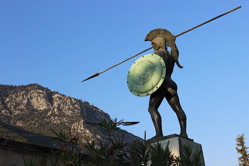 Sparta, Sparta grækenland, det græske fastland, byer i Grækenland, rejseguide i Grækenland