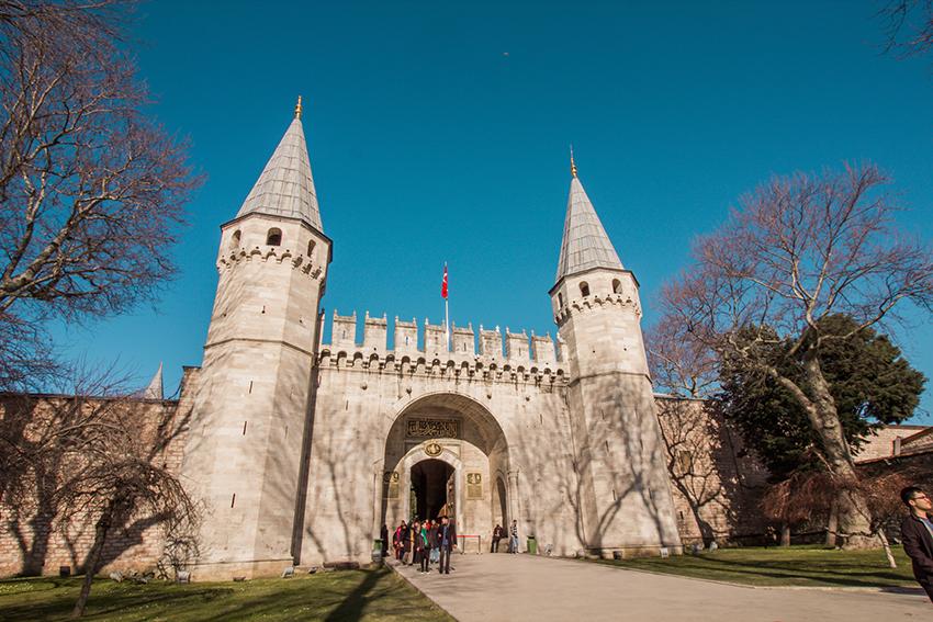 Istanbul, istanbul guide, istanbul seværdigheder, oplevelser i Istanbul, topkapi, topkapi palace