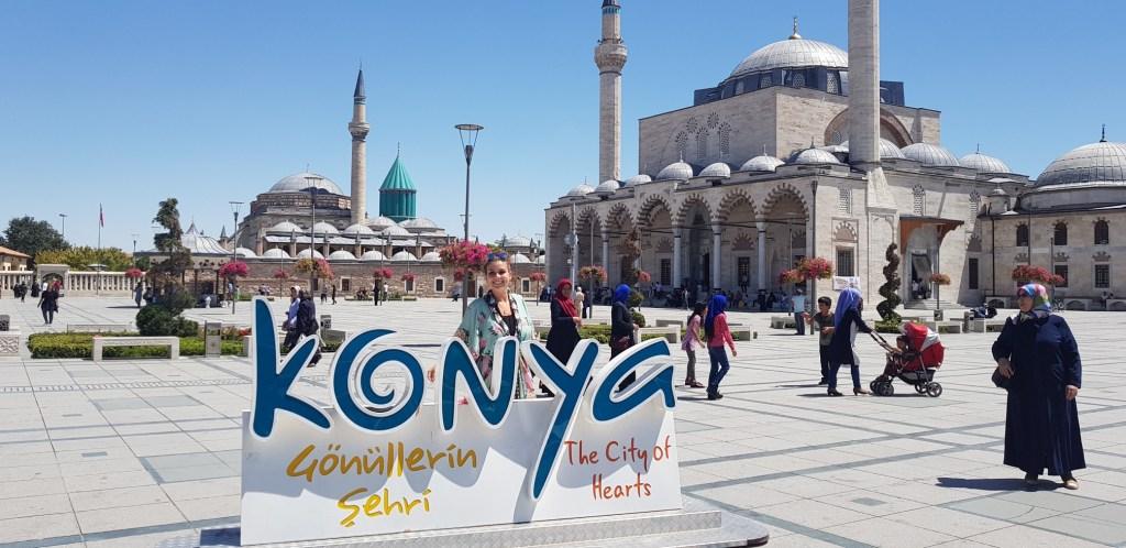 Konya, Konya rejseguide, Konya Tyrkiet, Dansk rejseblog, Danish Travel blog