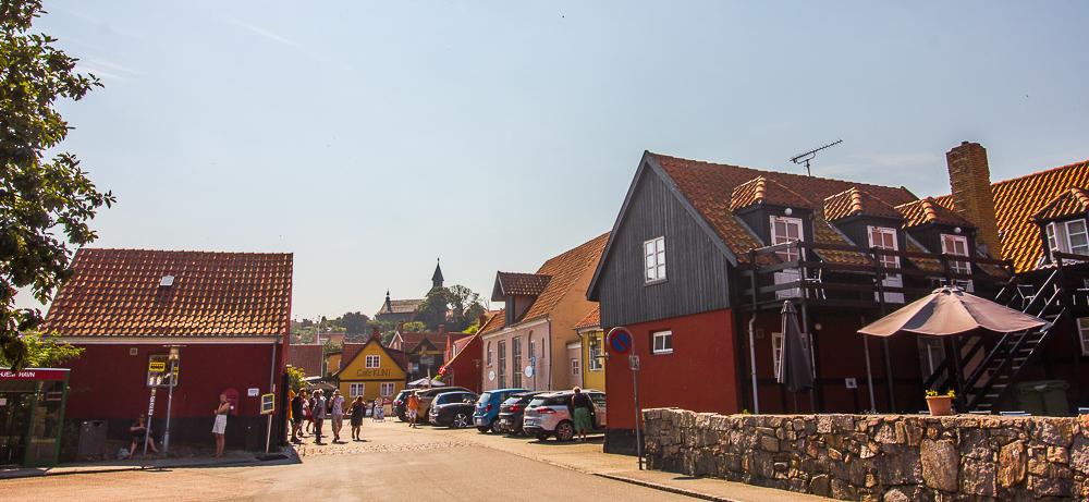 Gudhjem Bornholm, oplevelser i Gudhjem, hvad skal man se i Gudhjem, sjove fakta om Bornholm, fakta om Bornholm, befolkningen på Bornholm