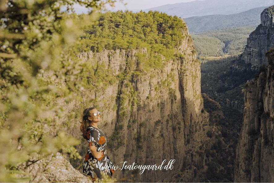Tyrkiske nationalparker, Tazi kanyon, kløft i Tykiet, Kløft i Manavgat, Blog om Tyrkiet, Blog om Alanya, Rejseblog, blog om at rejse,