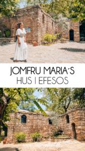 Jomfru Maria hus, Efesus tyrkiet, Seværdigheder i Tyrkiet, Huset Jomfru Maria leve i, Virgin Mary´s house i Tyrkiet
