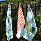 Bespoke printed tea towel (1)