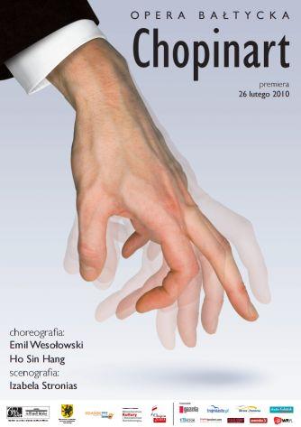 chopinart plakat