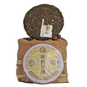 Phoenix Shou (fermented) Pu-erh Mini Beeng Cha