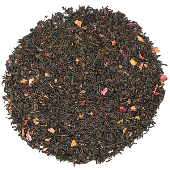 Rose Congou scented black tea