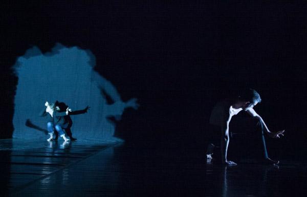 Choreographic Collision Venezi 25 febbraio