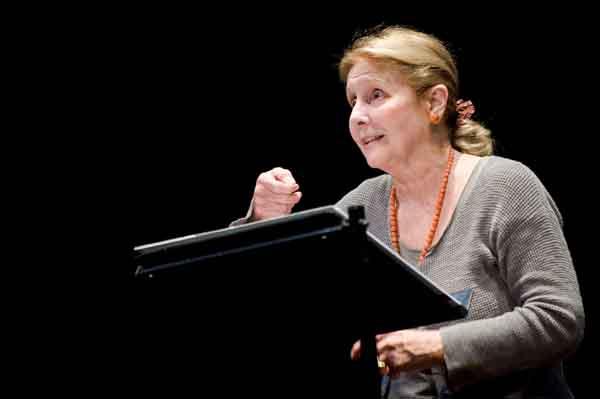 Giulia Lazzarini al Teatro Elfo Puccini di Milano #Inscena dall'8 al 14 maggio
